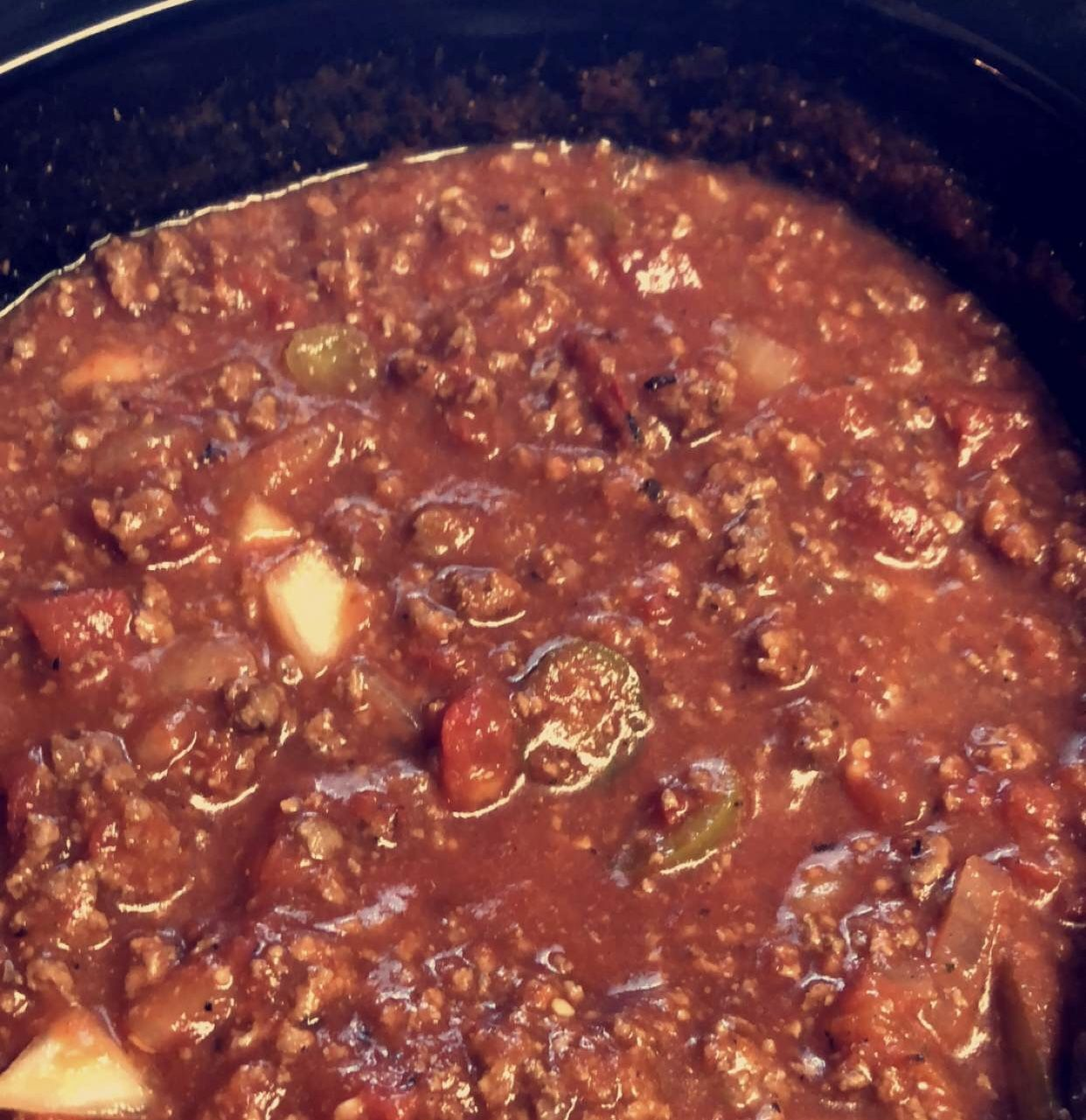 No Bean Low Carb Chili Recipe In 2020 Sausage Soup Recipes Beef Sausage Recipes Recipes