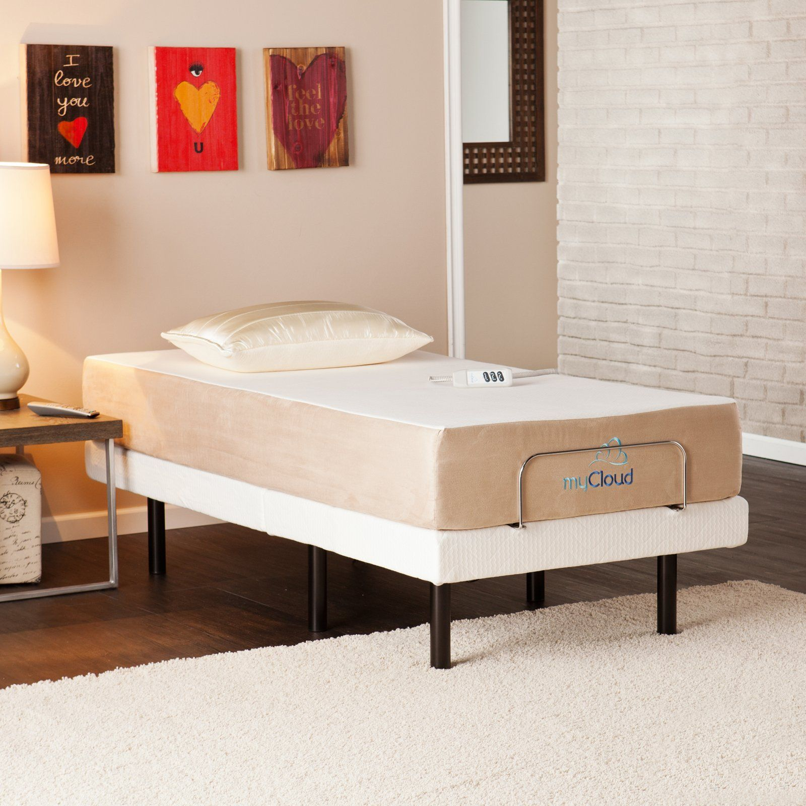 Have To Have It Mycloud Gel Infused 10 In Memory Foam Mattress