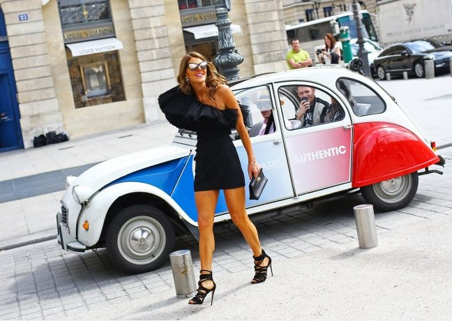 Street Style: Fall 2014 Couture - Vogue Daily - Fashion and Beauty News and Features - Vogue