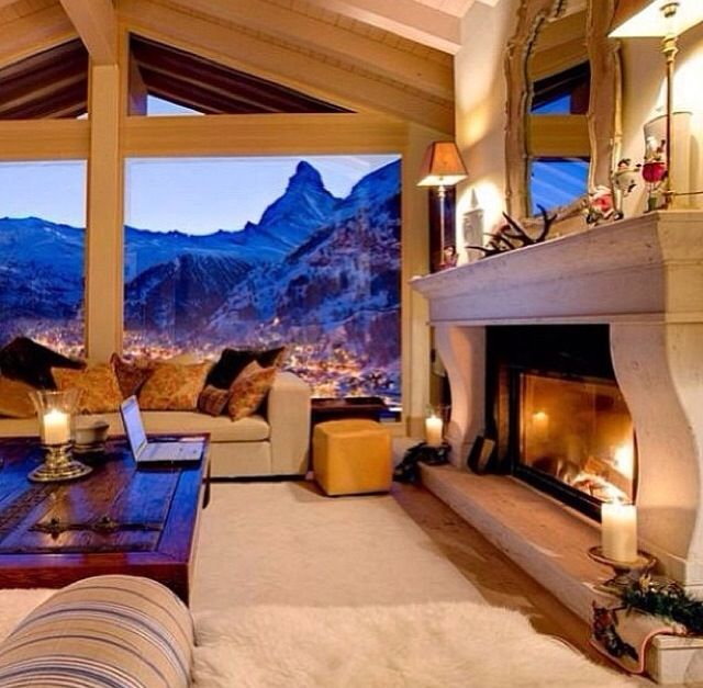 33 Ultra Cozy Bedroom Decorating Ideas For Winter Warmth: Beautiful Living, Elegant Living Room