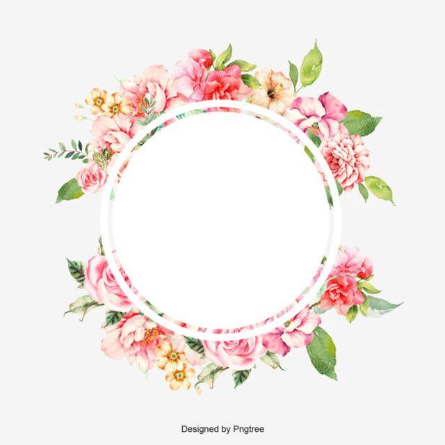 Flor Grinalda Clipart Flor Amor Perfeito Imagem Png E Psd Para Download Gratuito Flower Graphic Design Flower Frame Png Flower Clipart