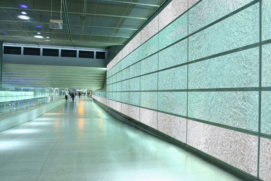 Exterior Glass Wall Panels | modern construction techinques ...