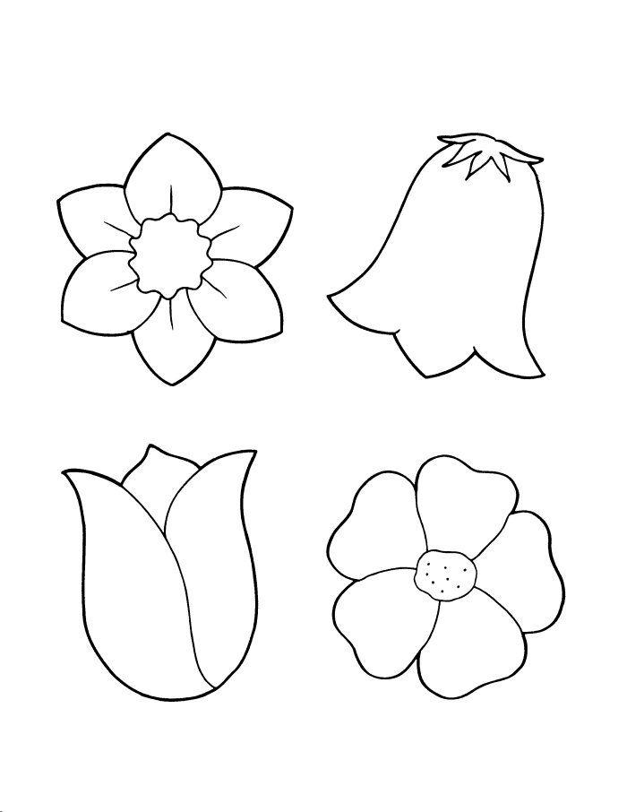 flores copo de leite para pintar | flores para bordar | Pinterest ...