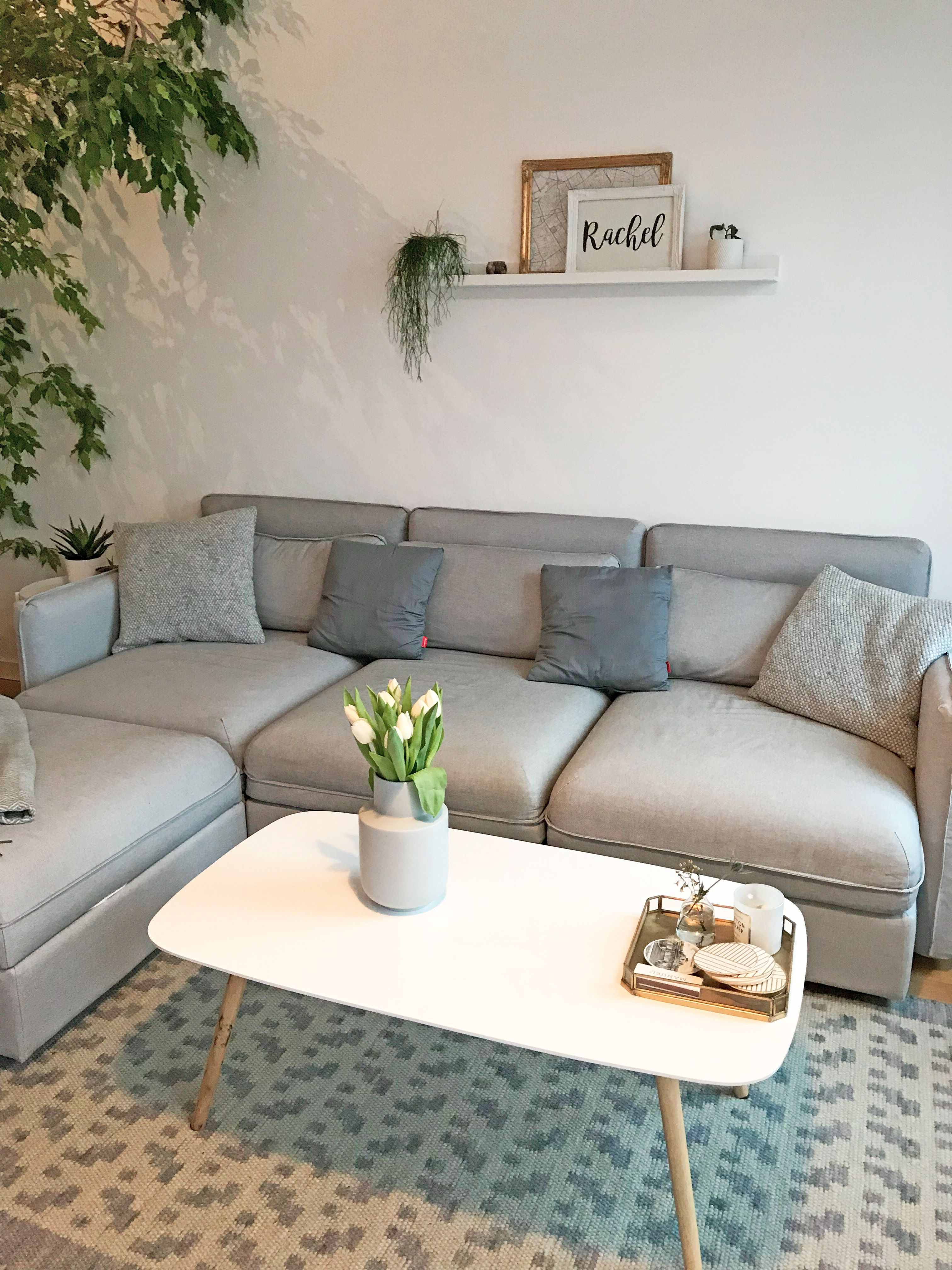 IKEA Vallentuna ikea hack Tisch vittsjö Couchtisch Beton