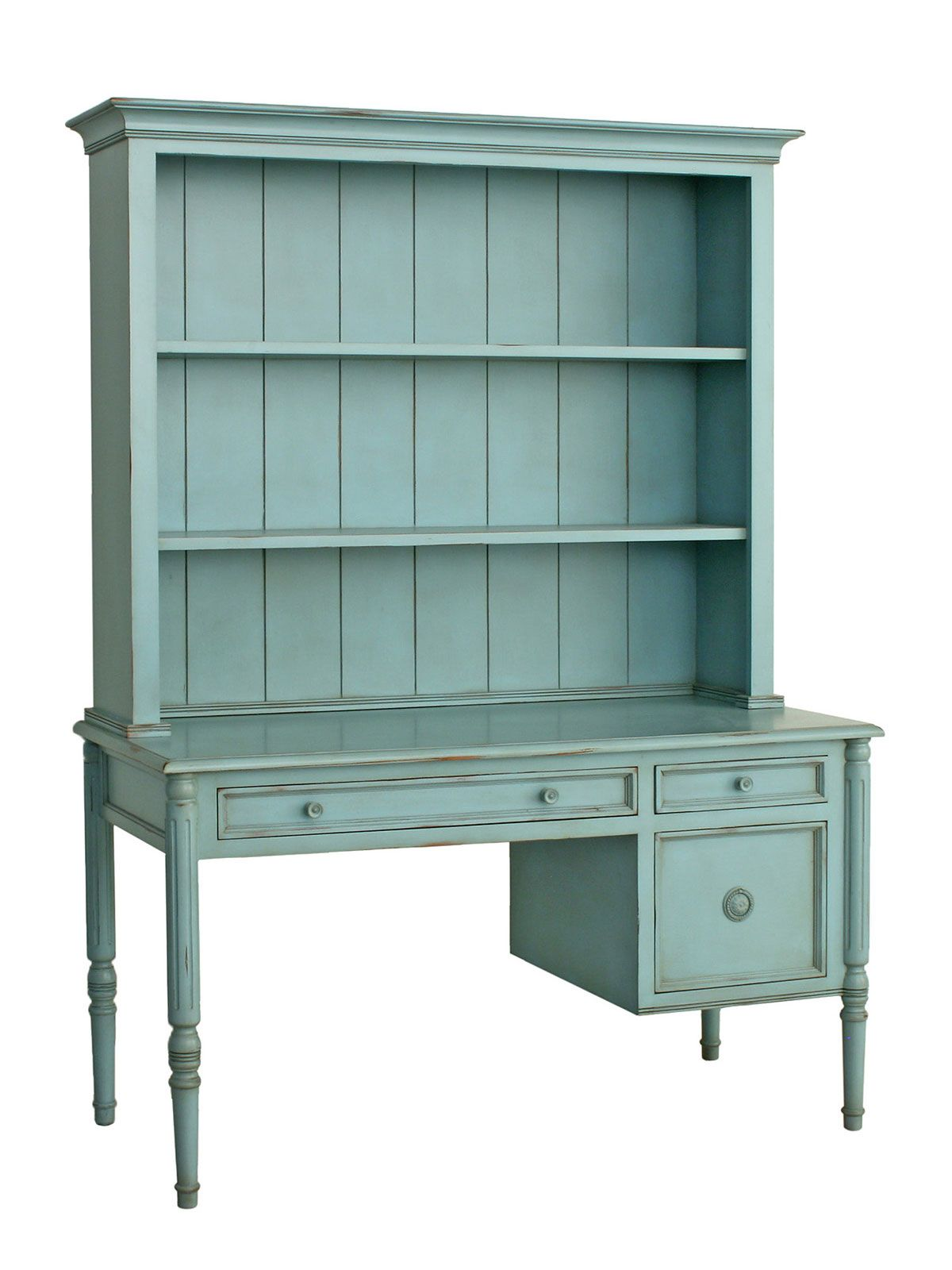 Office Furniture With Hutch