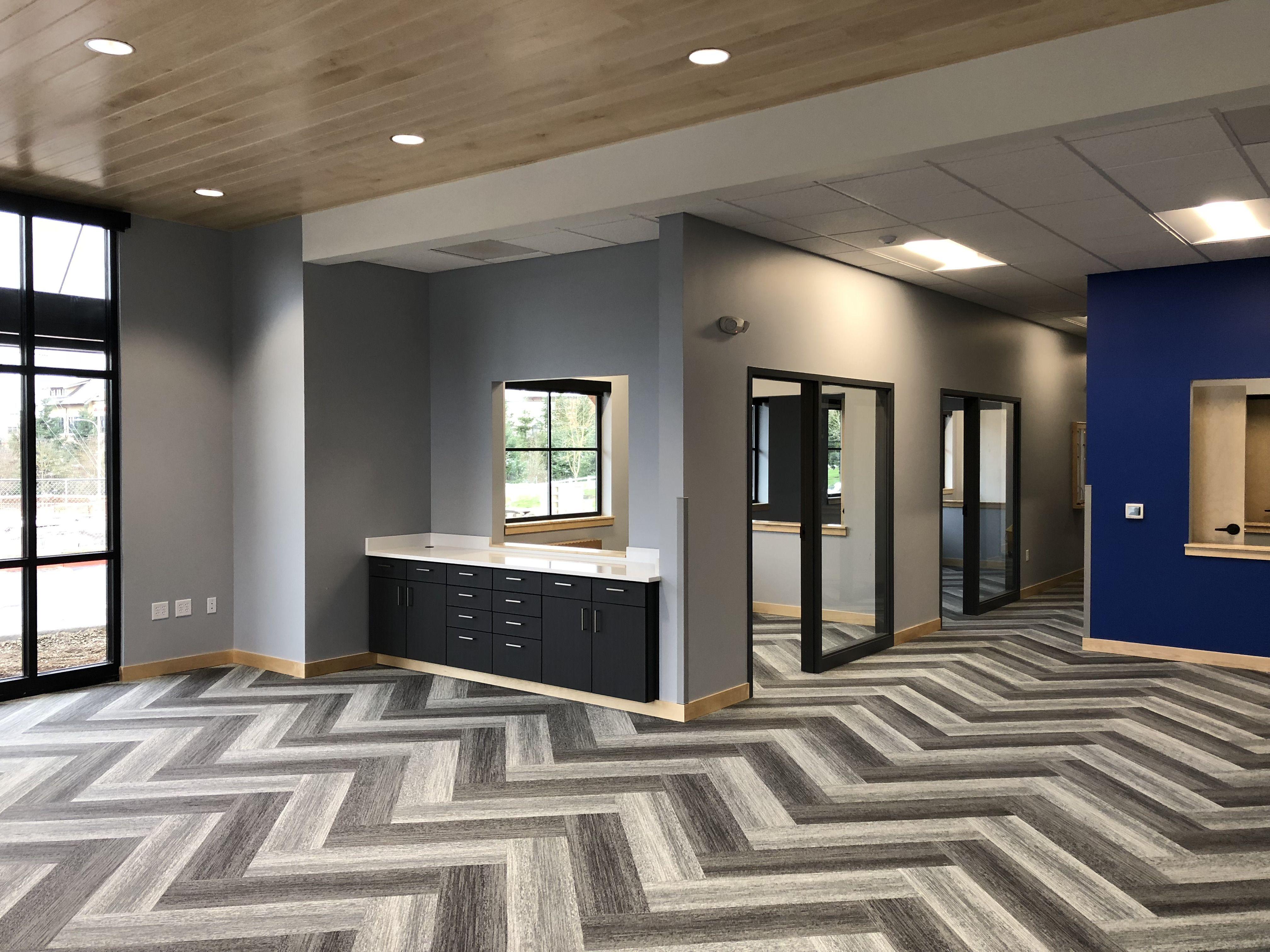 Chevron carpet tile pattern Chevron carpet, Architect