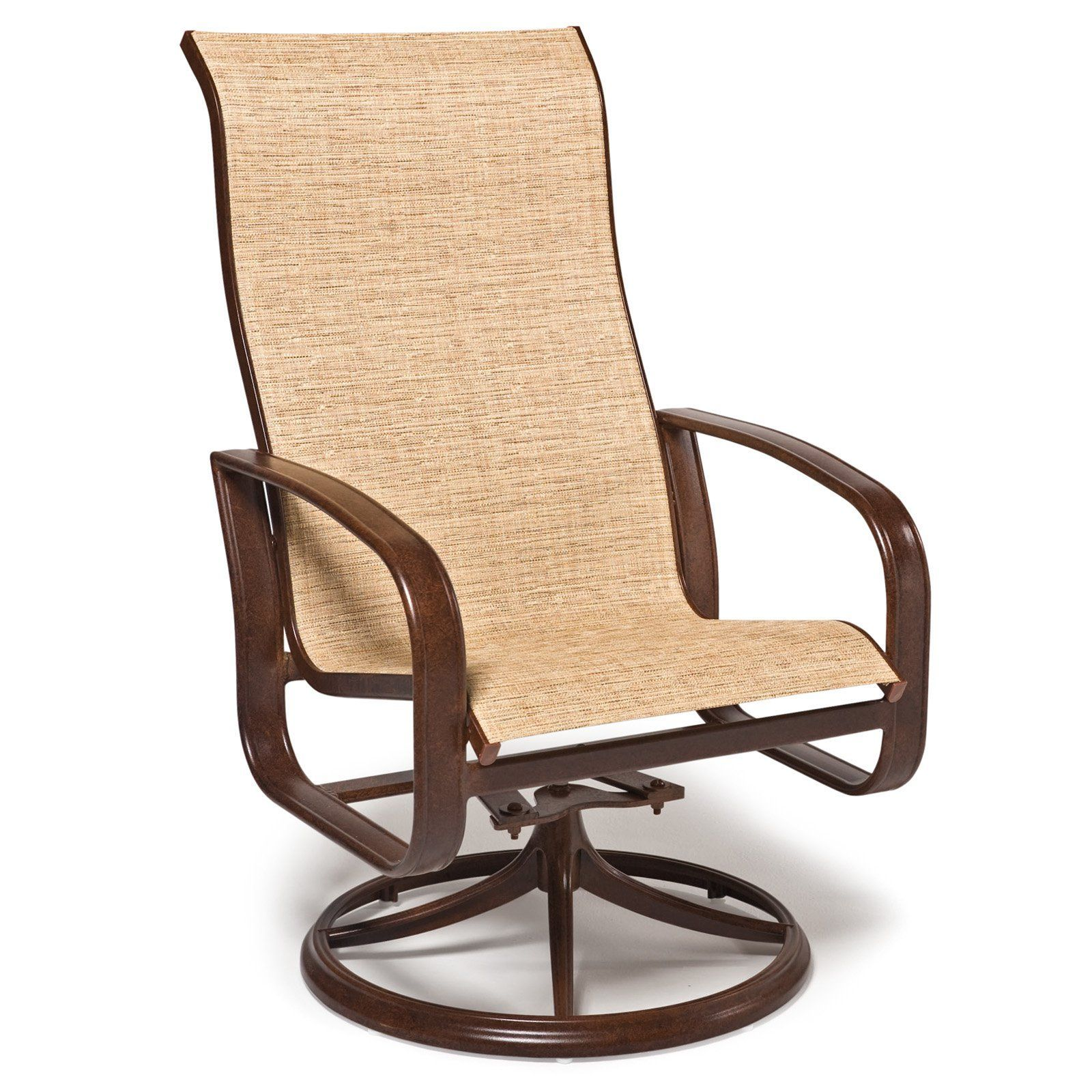 How To Repair Swivel Patio Chair