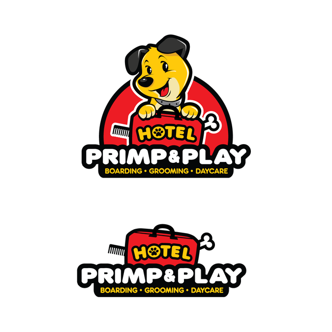 Create A Simple Yet Eye Catching Logo For Hotel Primp Fashion Logo Design Custom Logo Design Logo Design