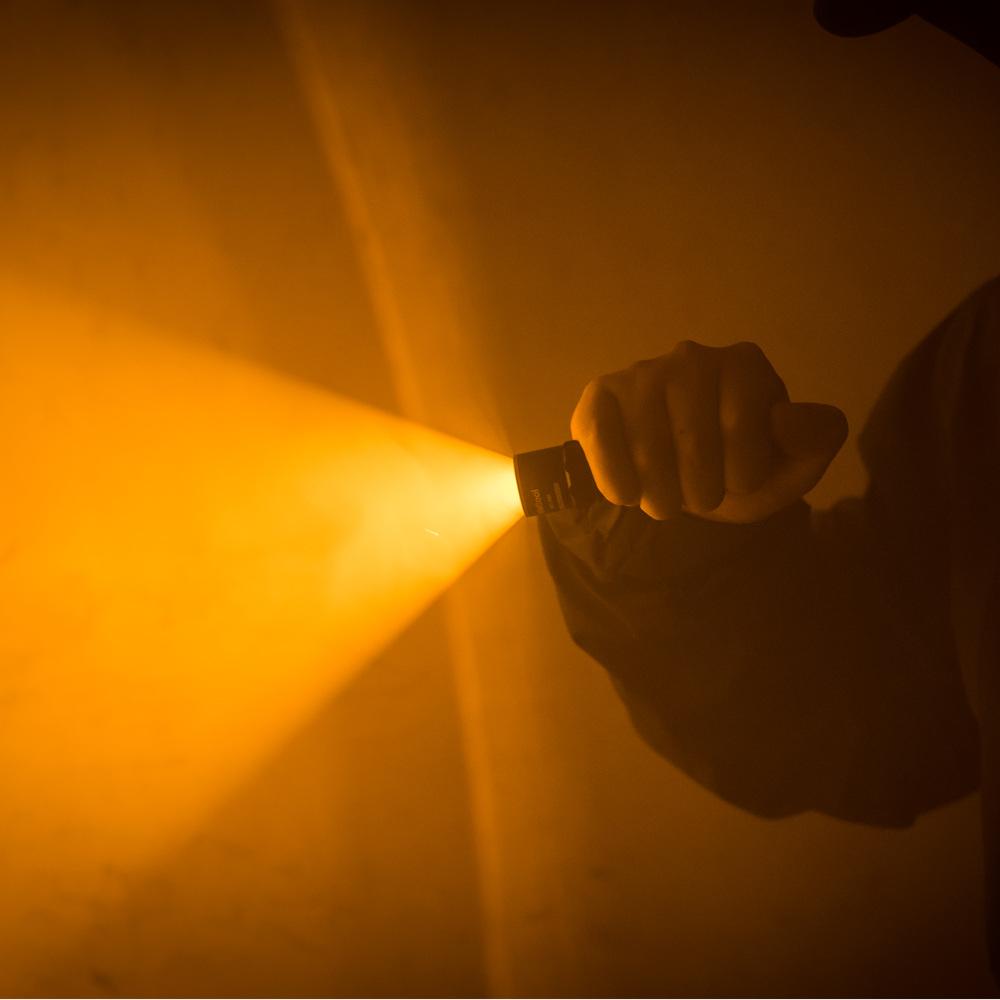 Weltool M7 Am Eyes Of Heaven General Dark Adaptation Even Beam Flashlight Flashlight Foggy Weather Dark