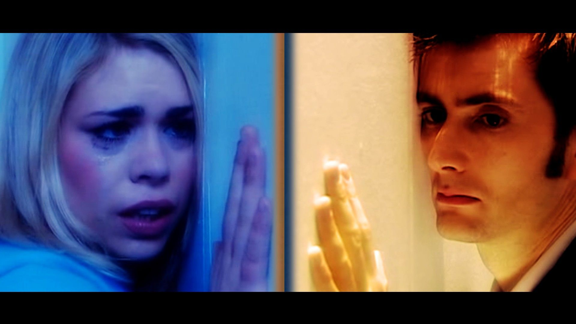 Rose Tyler David Tennant Billie Piper Doctor Who Tenth ...