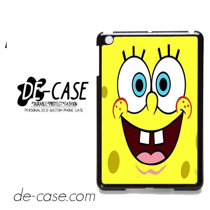 Smile Spongebob DEAL-9717 Apple Phonecase Cover For Ipad Mini 2, Ipad Mini 3, Ipad Mini 4