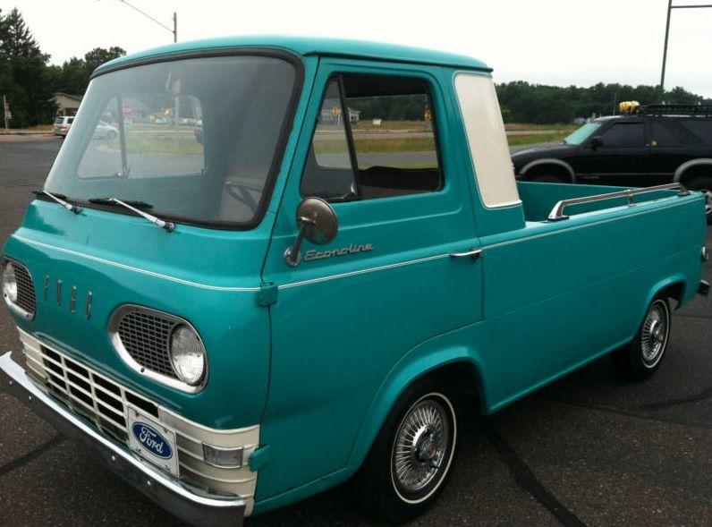 1963 Econoline Pickup Craigslist Ford 1961 Econoline Pickup E