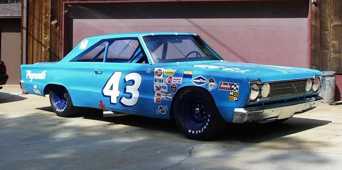 Satellite Driven By Richard Petty The King Of Nascar