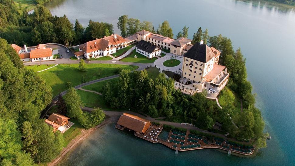 Hotel Schloss Fuschl Salzburg District Austria Beautiful Hotels Castle Hotel Hotels And Resorts