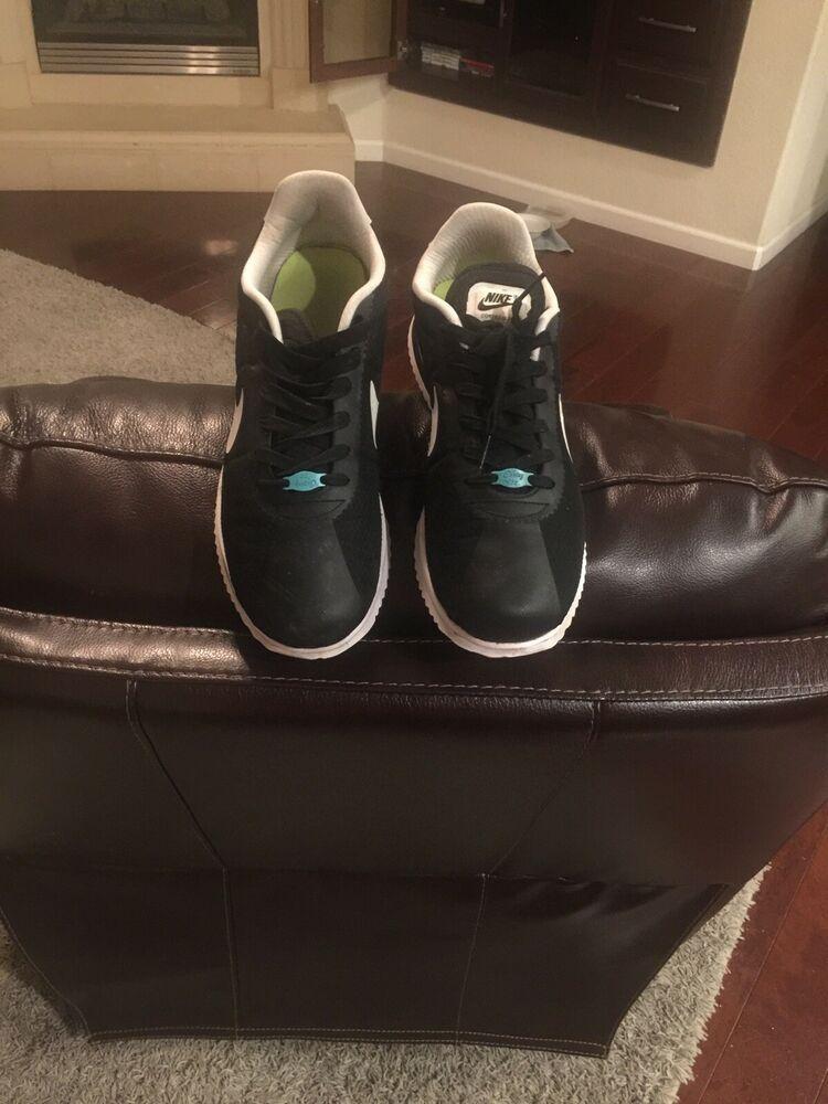 BlackBlack White Sneaker Cortez 845013 Nike Moire Ultra 001 RAL435jq