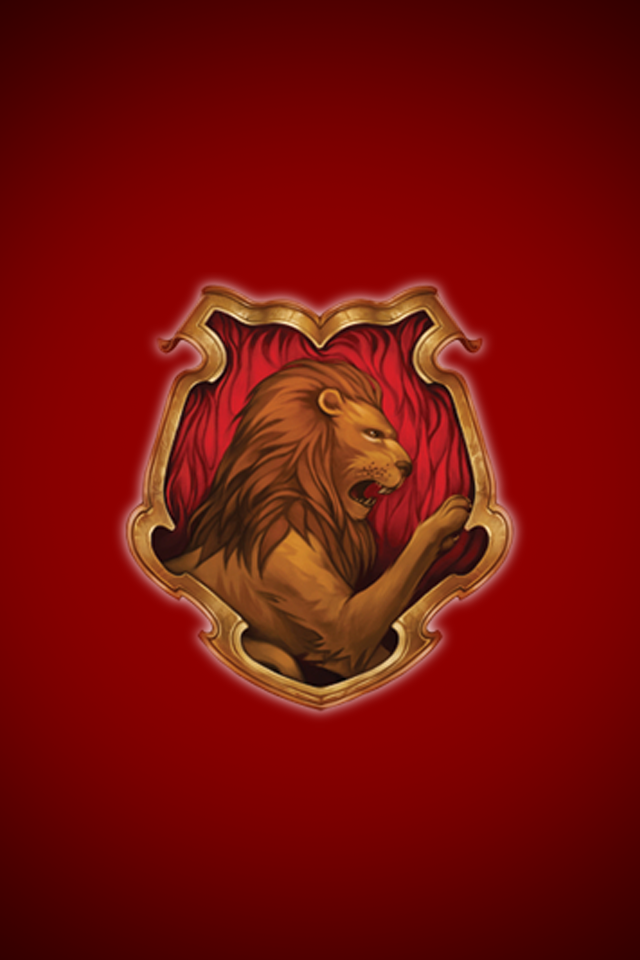 Gryffindor House Crest on Pottermore Harry potter