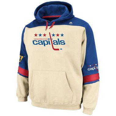 b291ee3b Washington Capitals Adult Vintage Ice Classic Hoodie | Hoodies/Crews ...
