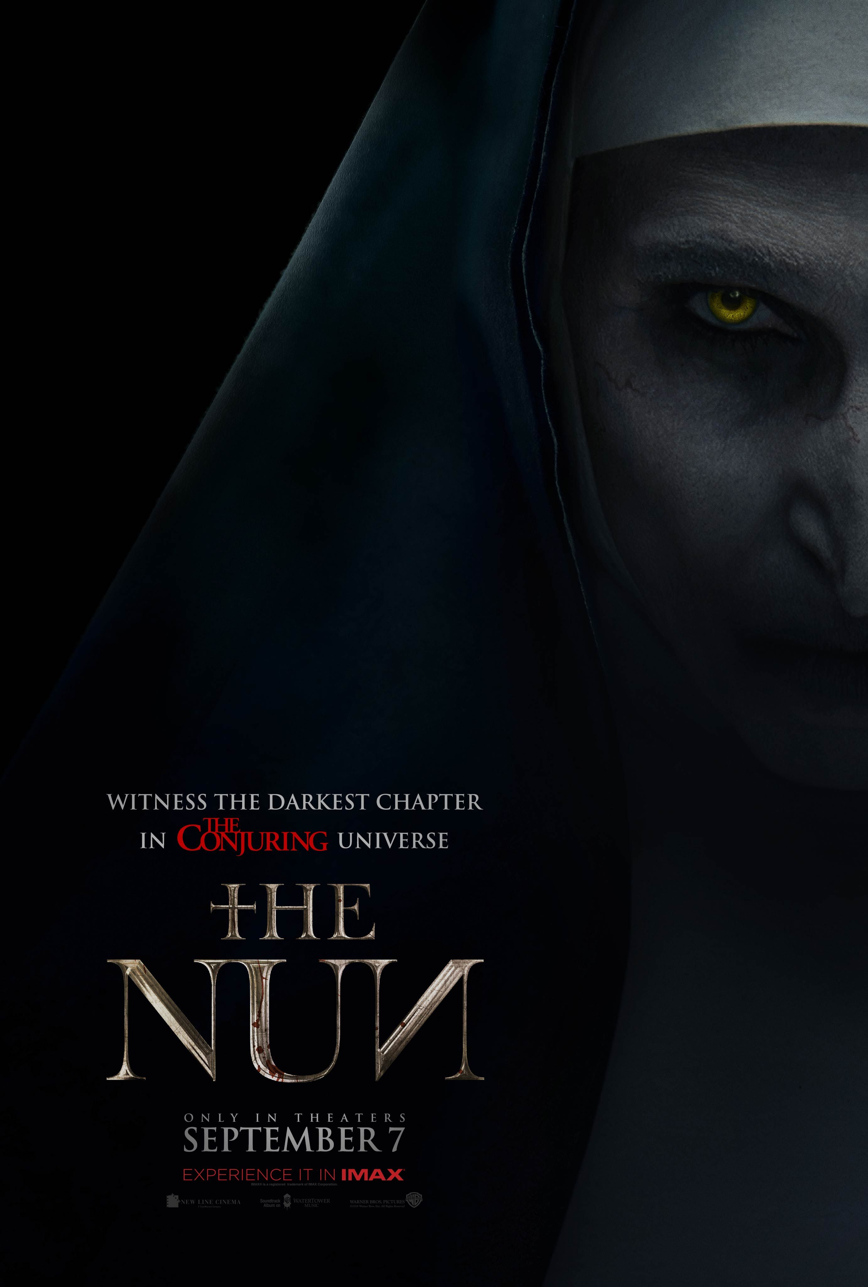 THE NUN In theaters September 7, 2018 (With images