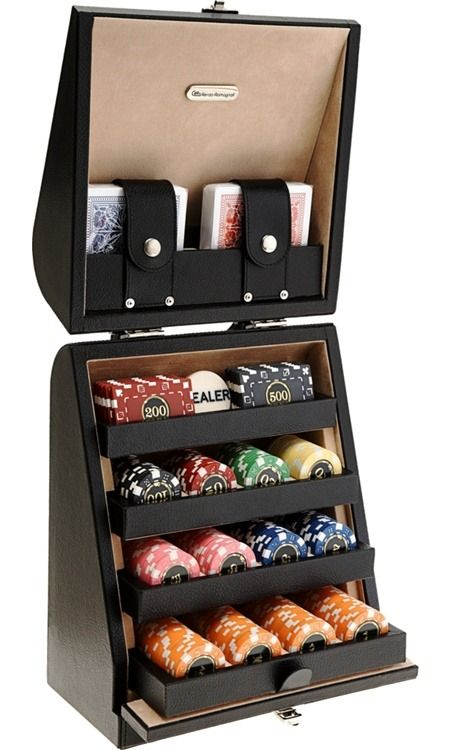 Casino Gentleman S Essentials Poker Set Texas Poker Poker Games