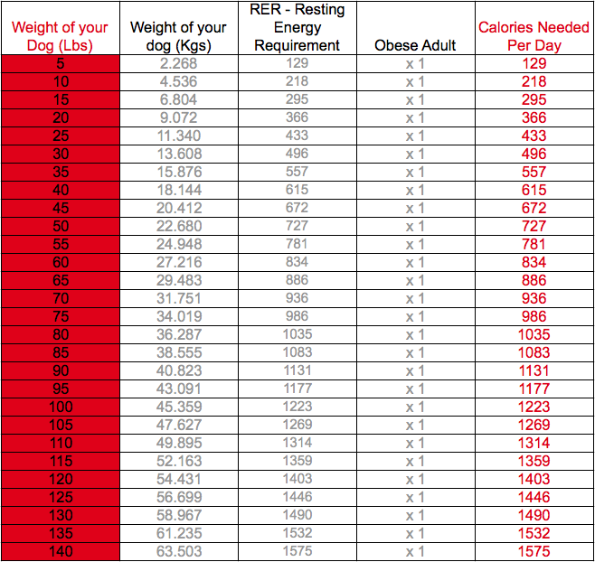 Overweight Dog Calculator Puppies Food Dogs Pets Overweight Dog