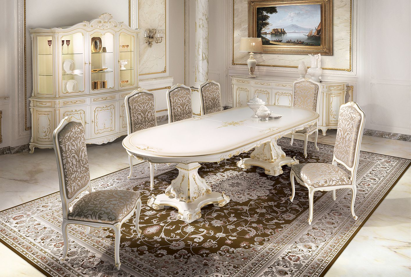 luxury dining room sets. CANALETTO Italian Luxury Dining Room Furniture Sets E