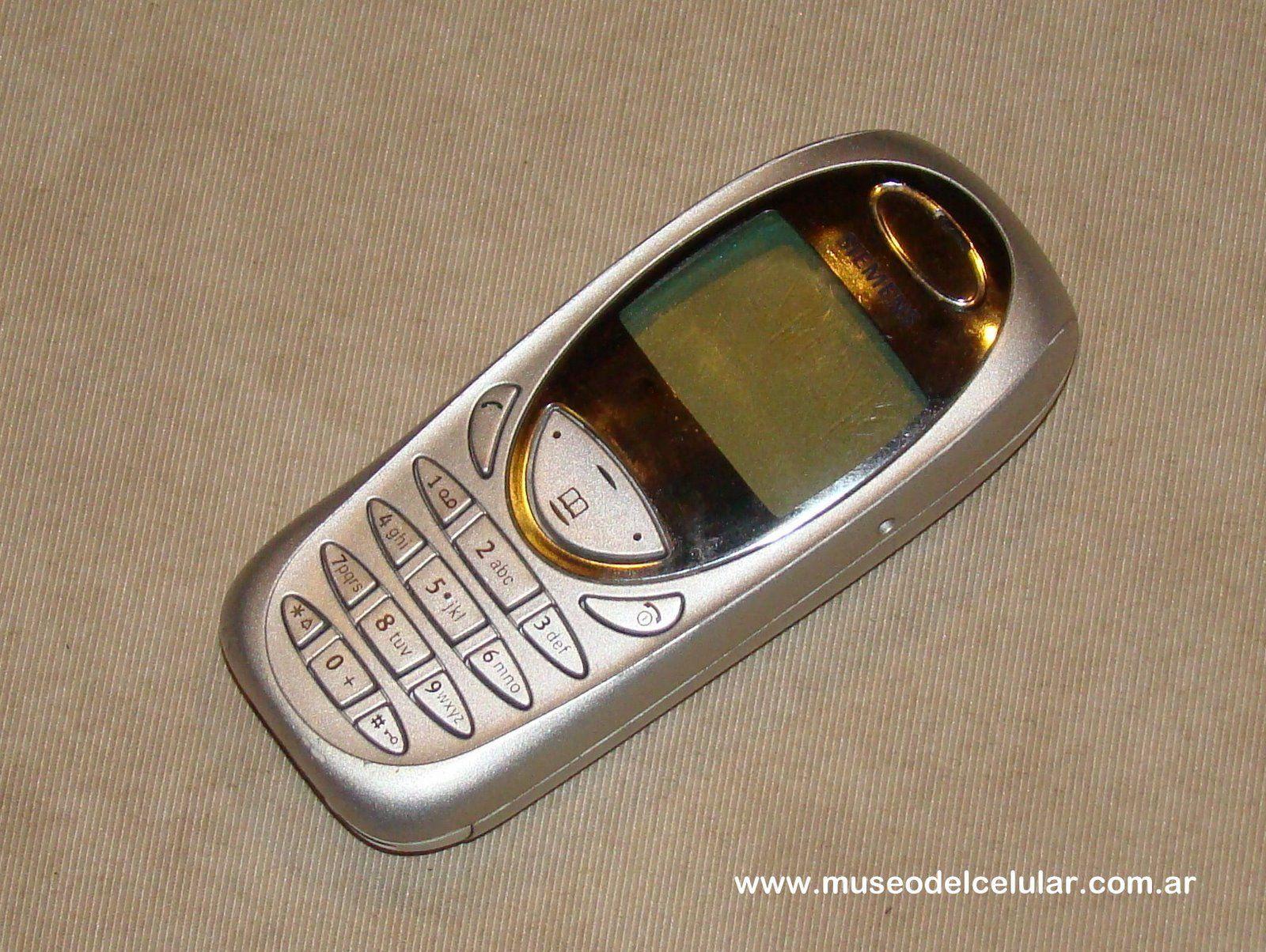 Celular Siemens A56i Lo Tuve Del 2003 Al 2005 My Phones