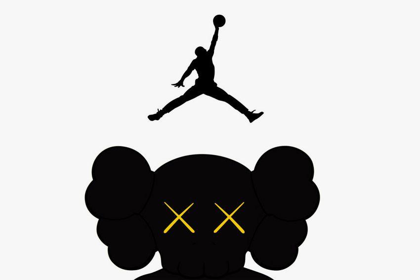 hot sale online 7d0bd 6164a ... A KAWS x Air Jordan 4 Collaboration Is on the Way ...