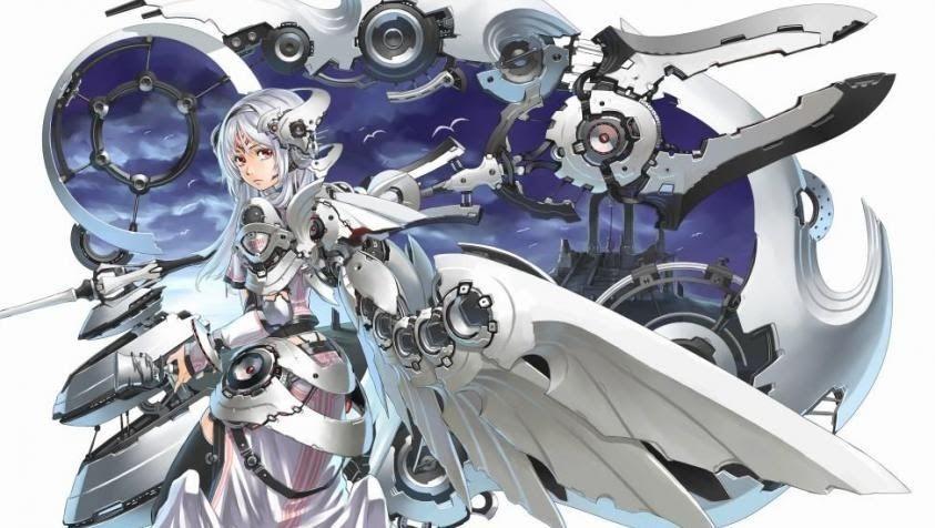 Pin By Oppashosho On ميكانيكي In 2021 Anime Anime Backgrounds Wallpapers Robot Wallpaper