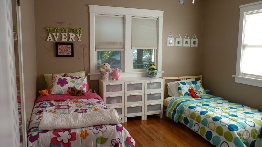 Captivating Boy And Girl Room Bedroom Shared Girls Room Design With Pink Bed Regarding  Kids Bedroom Ideas Part 8