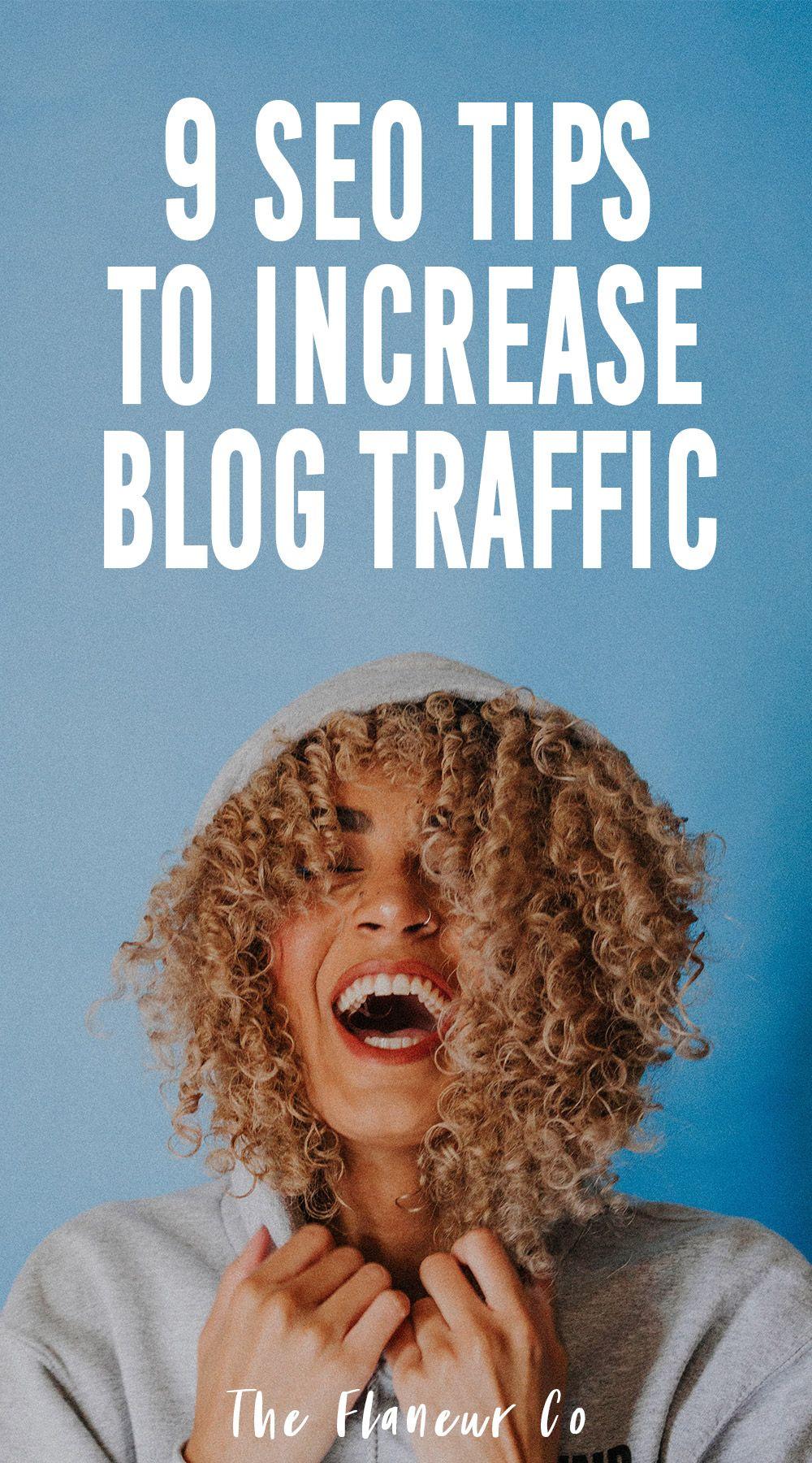 9 seo tips to skyrocket your blogs organic traffic seo