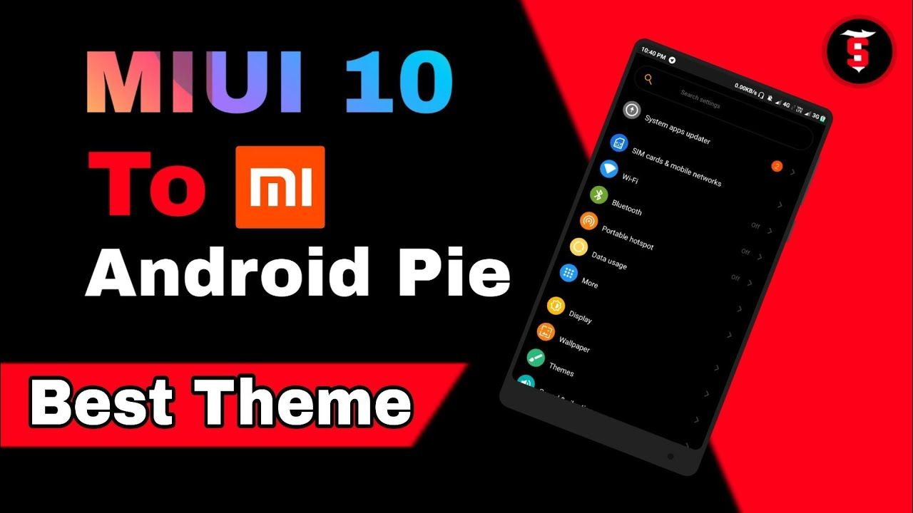 Top Best miui 10 themes for all Xiaomi phones || 2019