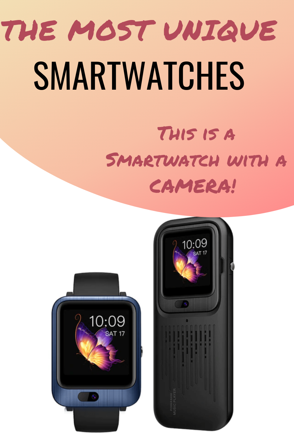 Best Chinese Smartwatch in 2020 Smart watch, Smart watch