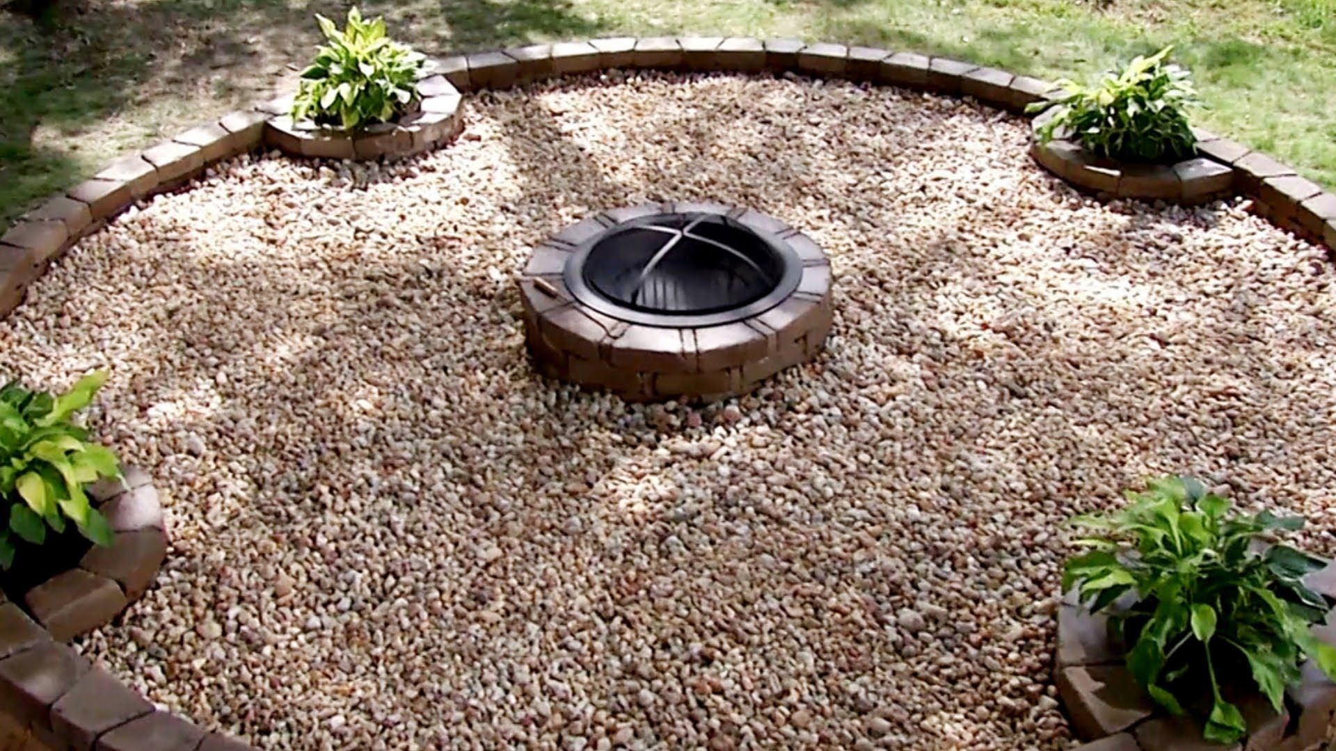 Tips for building a backyard fire pit for your home diy network tips for building a backyard fire pit for your home diy network solutioingenieria Choice Image
