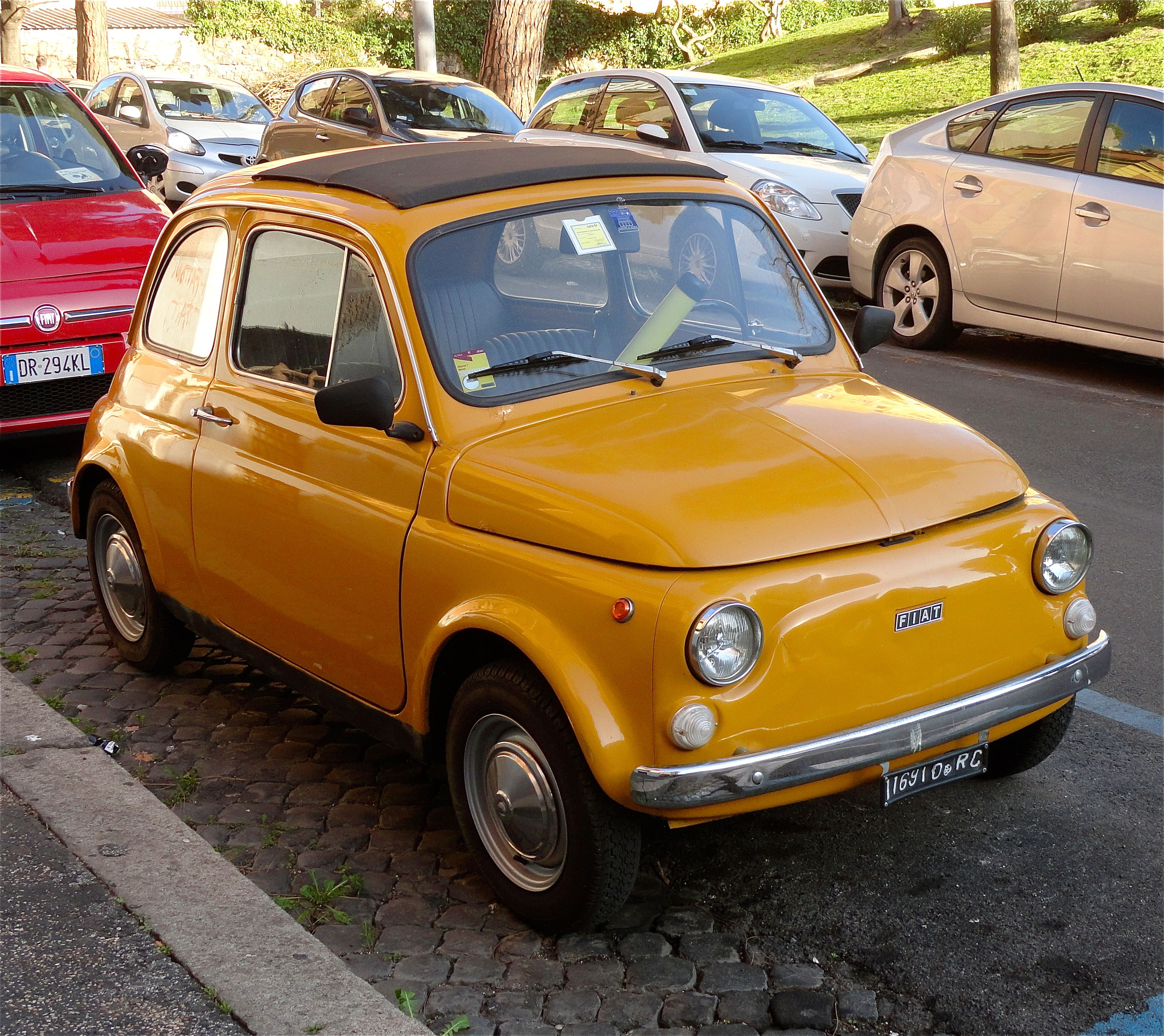 love these little old european cars! :) | Just for fun! | Pinterest