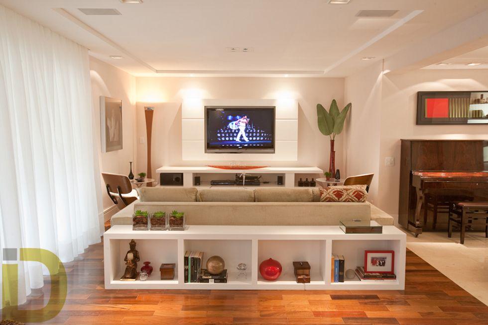 aparador sofa Google Search Idéias de decoraç u00e3o para sala Aparador de sofa, Aparador atras