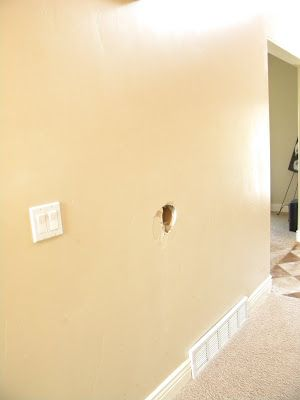 How to: Fix a hole in your wall | Walls and Creative