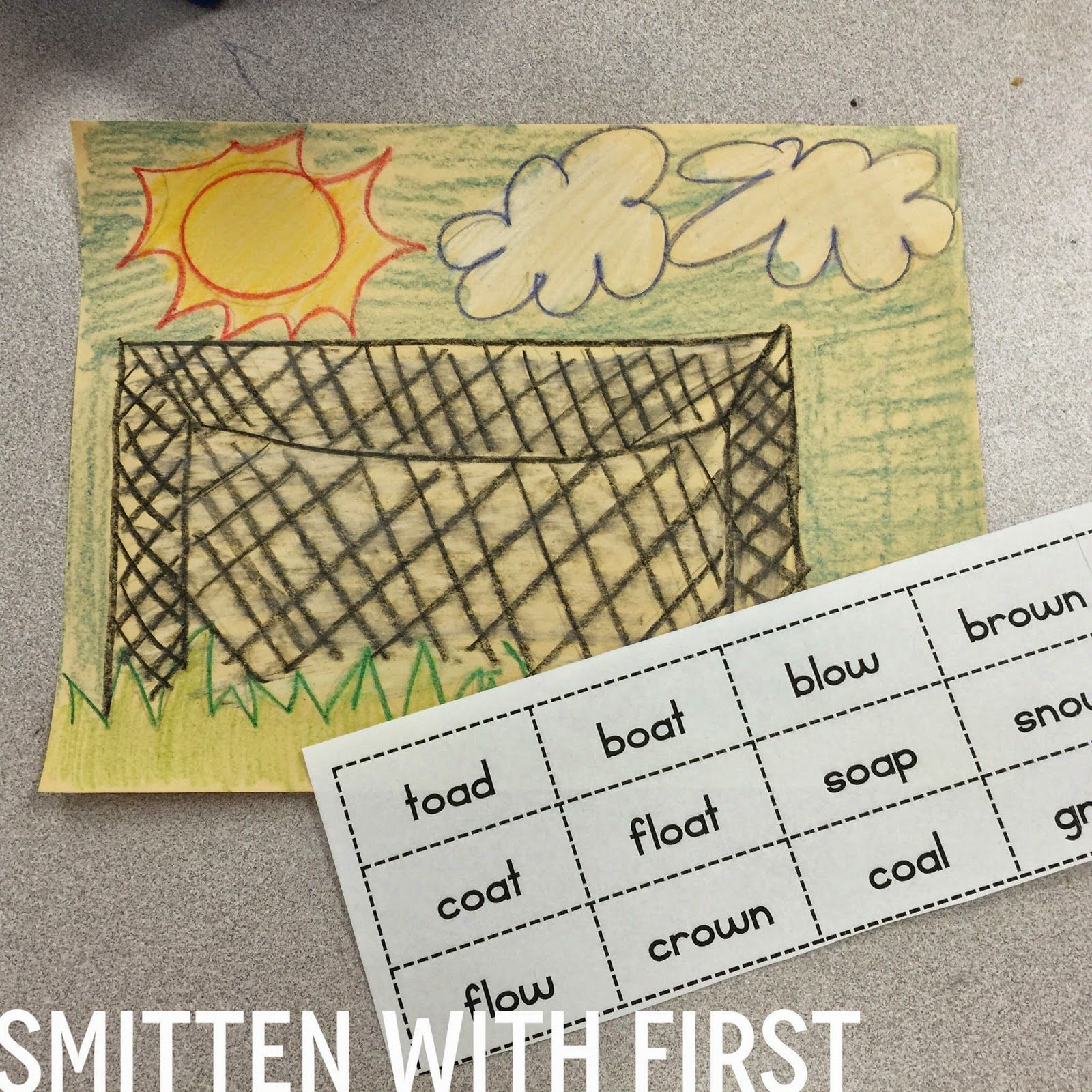 Smitten With First More Vowel Team Freebies