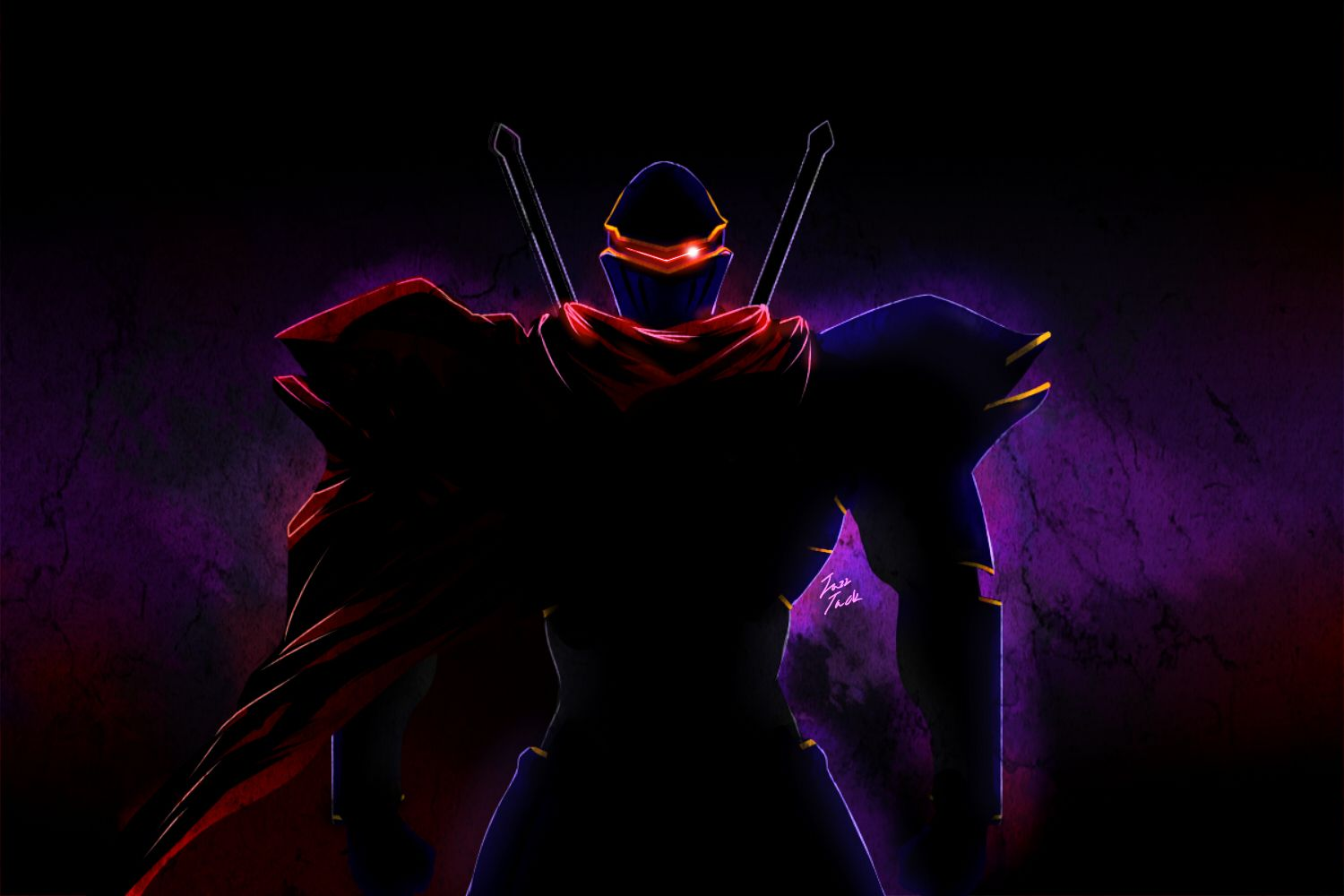 Overlord Computer Wallpapers Desktop Backgrounds 1500x1000 Id 629054 Skull Illustration Anime Wallpaper Character Wallpaper
