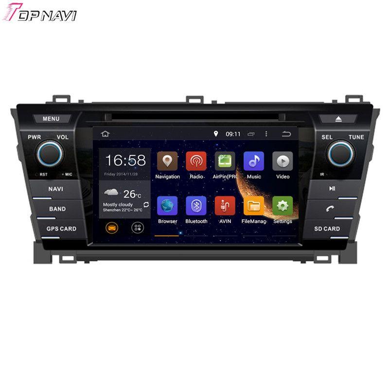 WANUSUAL 7'' Octa Core 2GB RAM Android 6.0 Car Radio