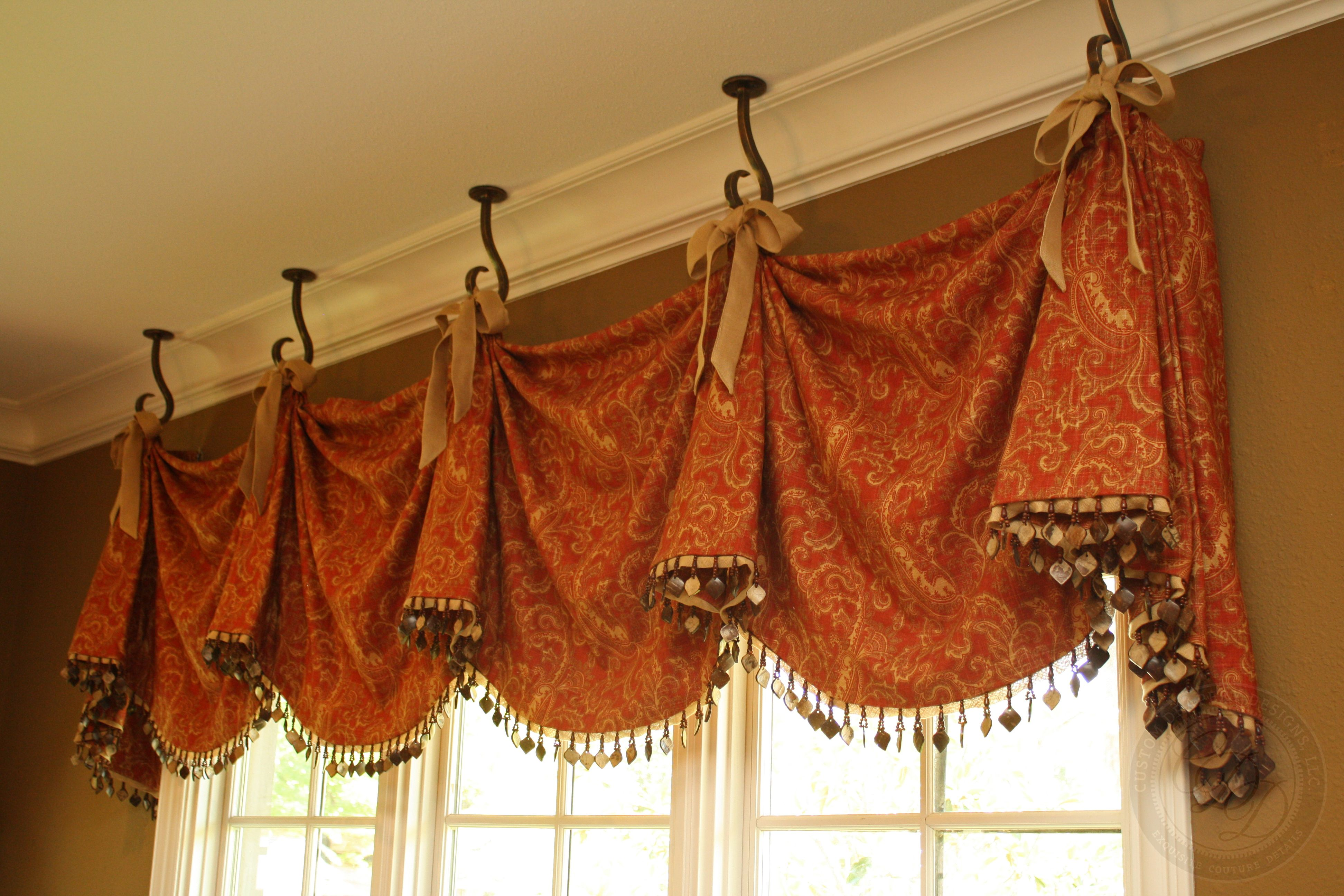 Custom drapery designs llc valances valences pinterest