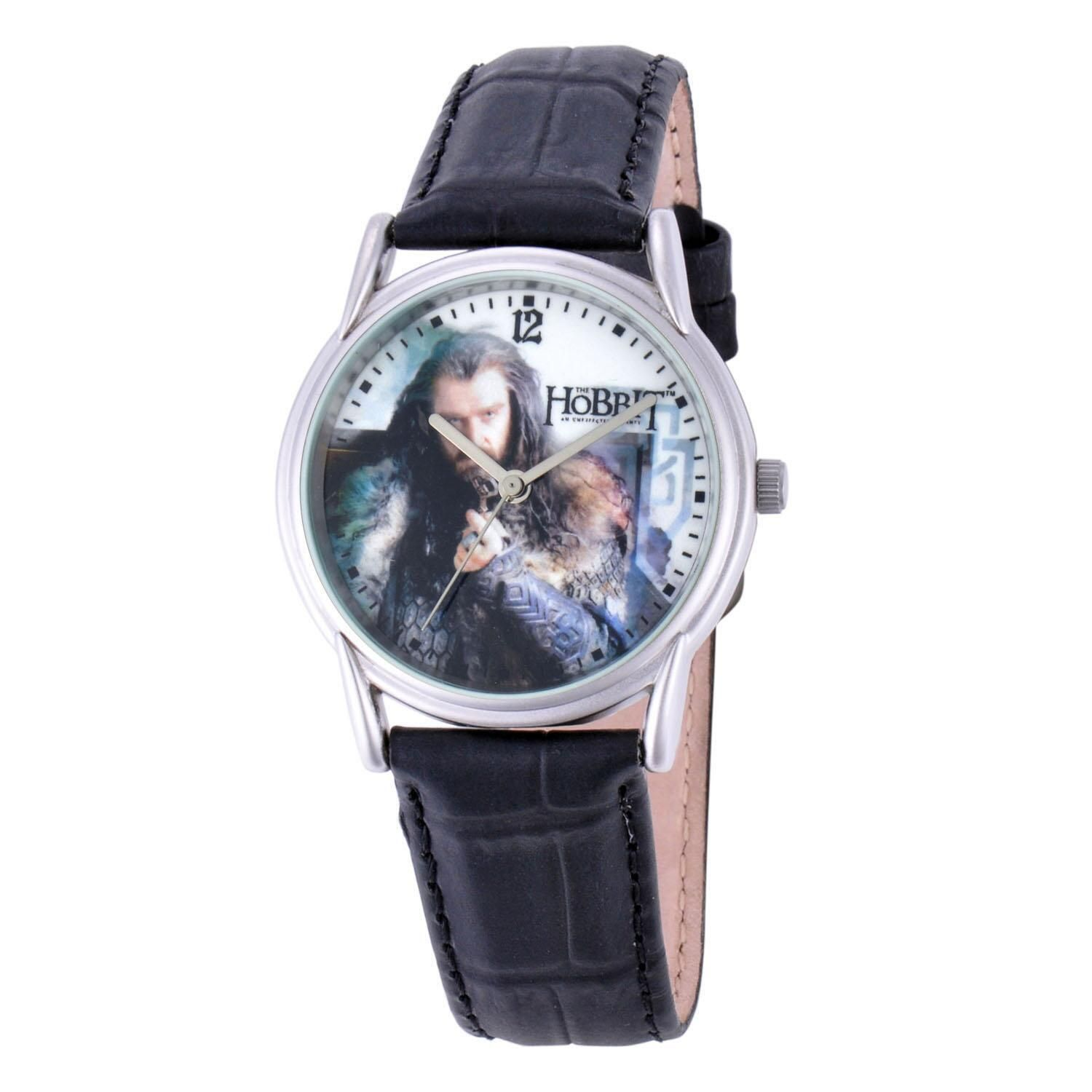 Wear this Thorin Oakenshield watch and stay on time in your quest to reclaim Erebor for the dwarves. The watch…