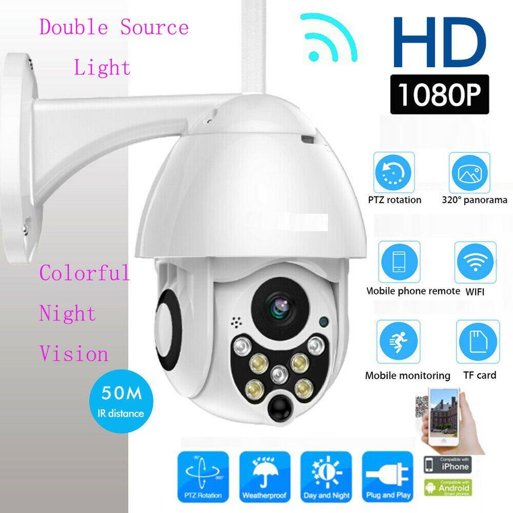 Kamera Sicherheit WLAN Zuhause Webcam HD 720P IOS Android