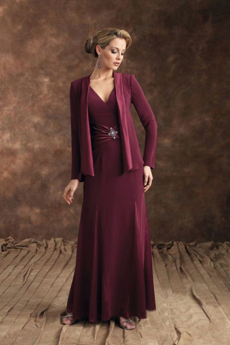 Modest wedding dresses under 200  SheathColumn Floor Length Chiffon Mother Of The Bride Dresses Under