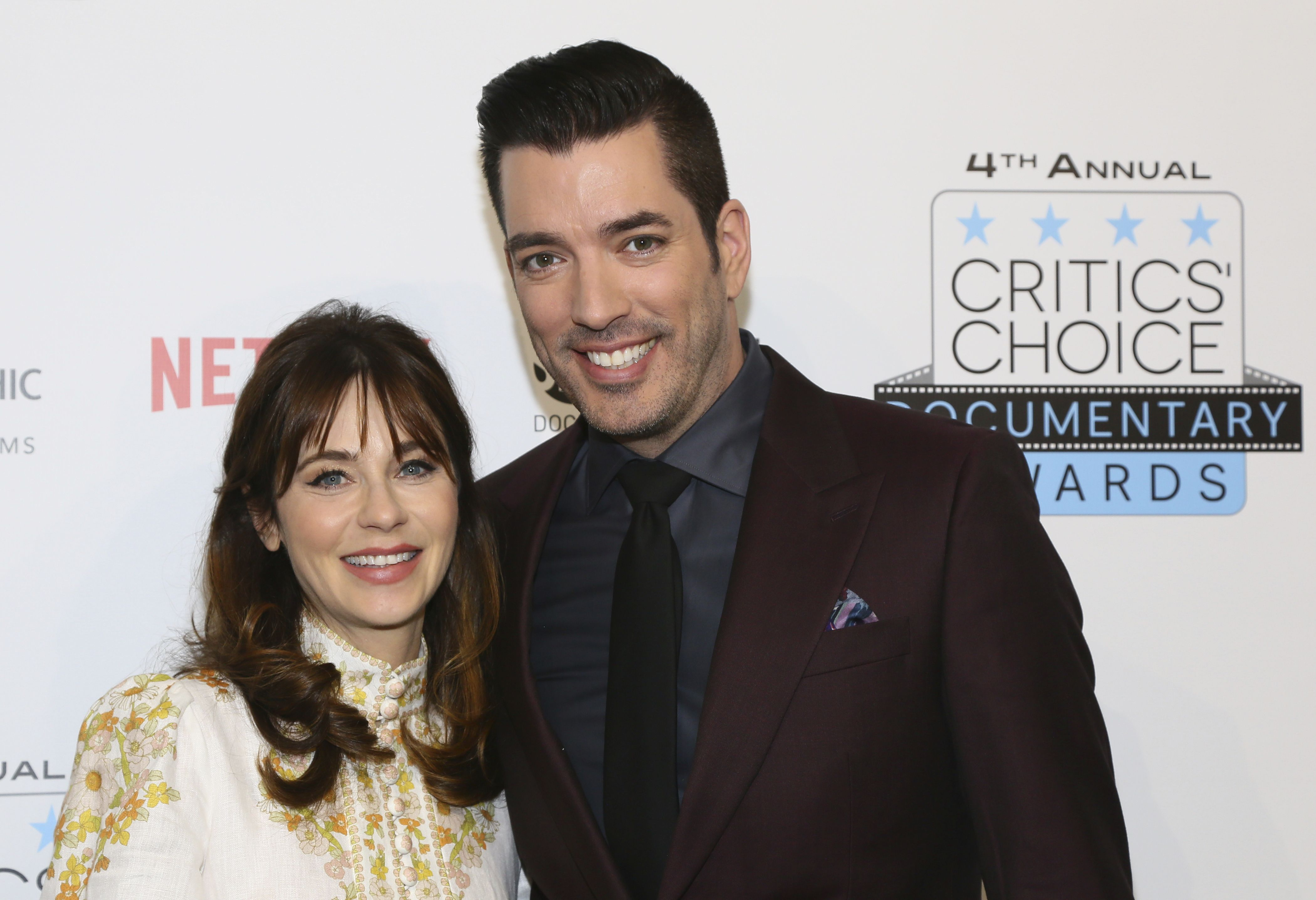 Property Brothers Star Jonathan Scott Opens Up About Amazing Relationship With Zooey Deschanel In 2020 Jonathan Scott Zooey Deschanel New Girlfriend