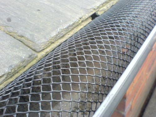 How To Keep Your Gutters Clean For Longer Cleaning Gutters Gutters Diy Gutters