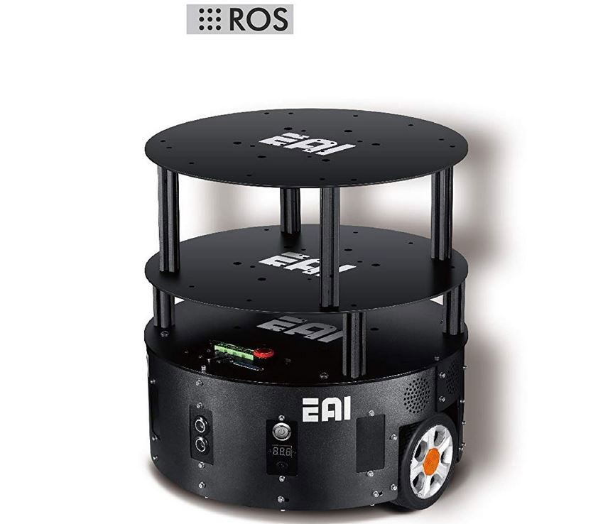 EAIBOT D1 Educational Robot with ROS & SLAM   Random Maker Stuff