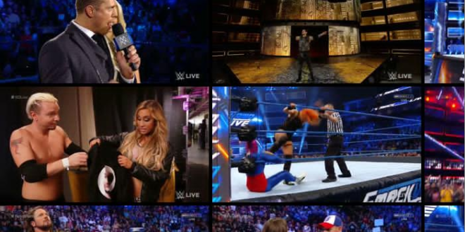 Watch Wwe Smackdown Live 1 3 17 Full Show January 3rd 2017 Full Show Talk Show Wwe