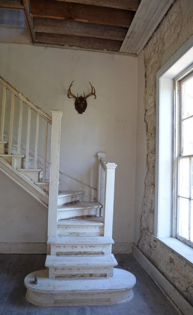 Old Farm House Stairs Staircases Stairs Pinterest House Stairs