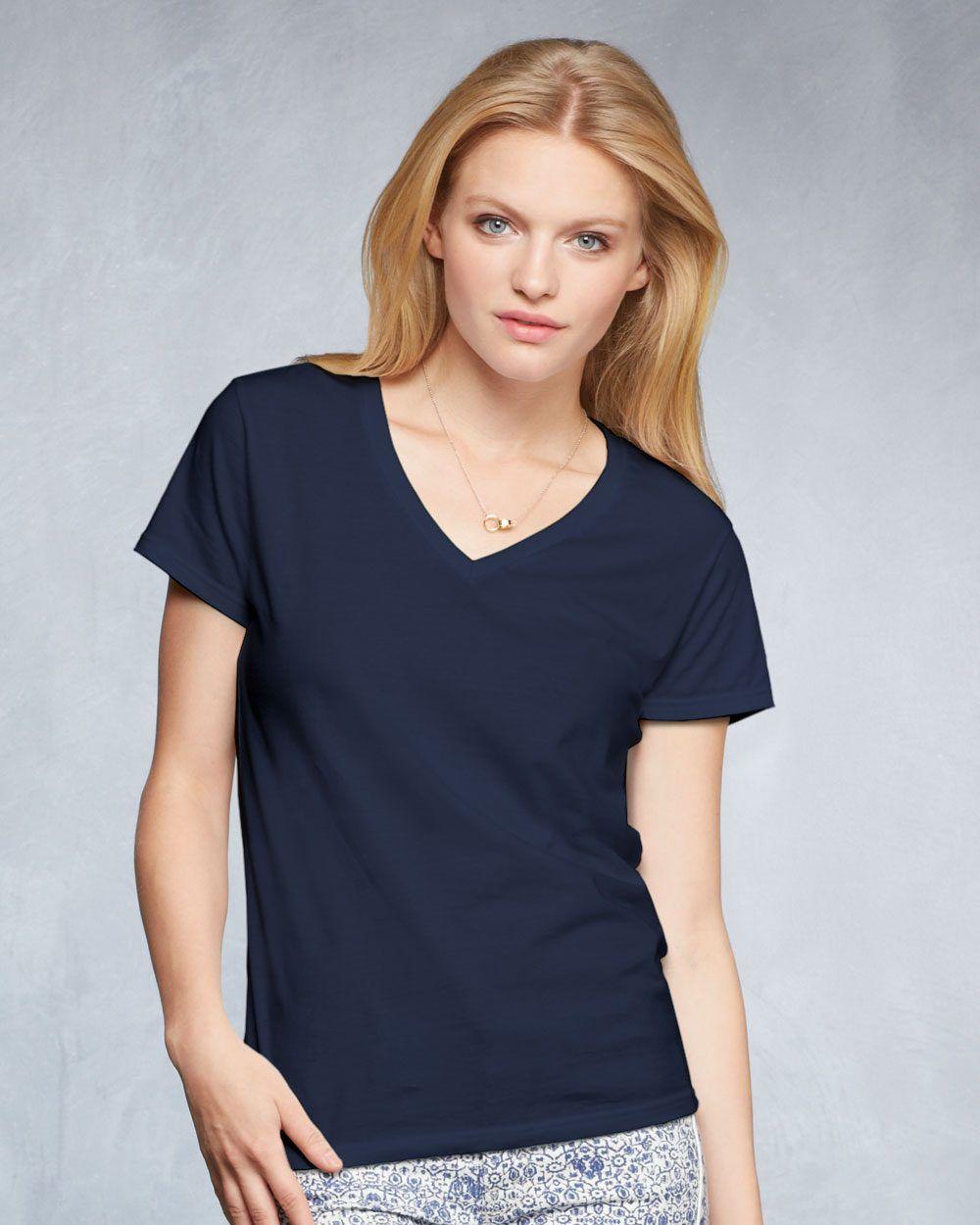 38953c07184 Anvil Missy Fit Ringspun V-Neck T-Shirt - 88VL  anvil  vnecktshirt   womenstshirt