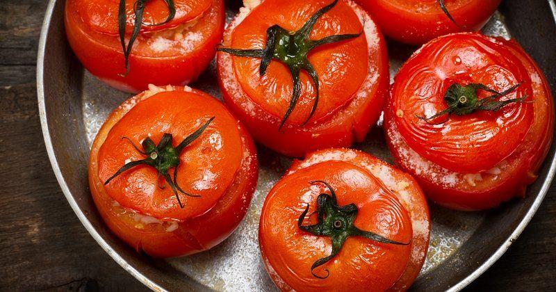 Decouvrez Notre Version Des Tomates Farcies Dans Cette Recette